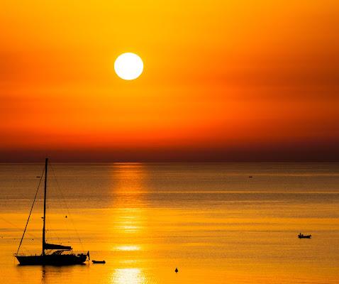 L'alba di un nuovo giorno.. di Fabien