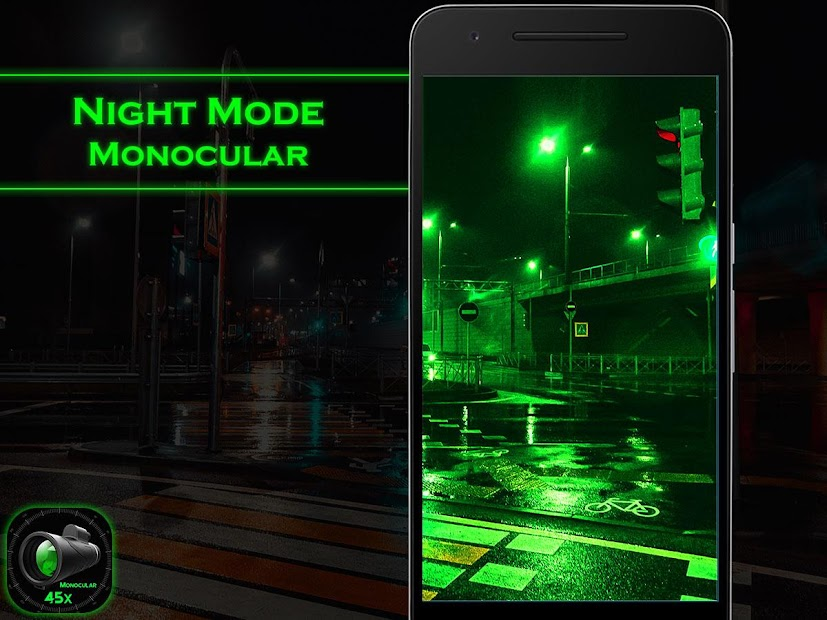 Night Mode Zoom Shooting Camera(Photo and Video) Android App Screenshot