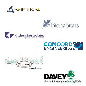 Clients: Davey, Concord, Ampirical, Wetlands, Kitchen & Associates, etc.