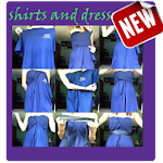 DIY womens shirts and dress Icon