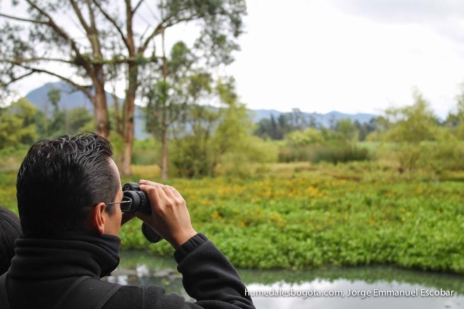 Ciencia ciudadana humedales Bogotá