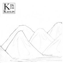 Photo: Maggie Ruddy - Alphabet of Physical Geography - K is for Kaolin