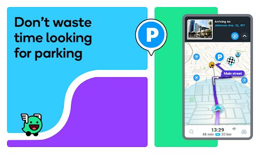 Waze – GPS, Maps, Traffic Alerts & Live Navigation 5