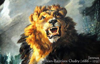 Photo: Löwe von Jean Baptiste Oudry