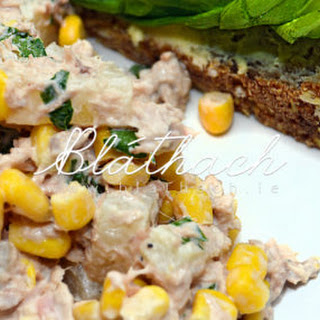 Tuna, Pineapple and Sweet Corn Salad Recipe