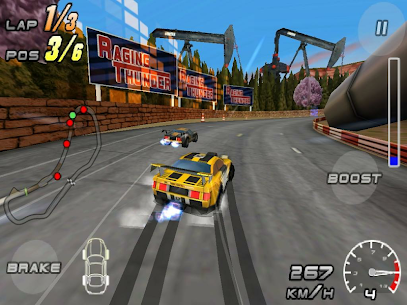 Raging Thunder 2 App Download For Android 1