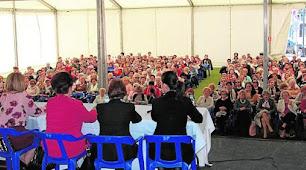 Congreso regional de viudas.