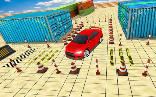 Modern Car Parking Mania : New Parking Games 2019 apkslow screenshots 2
