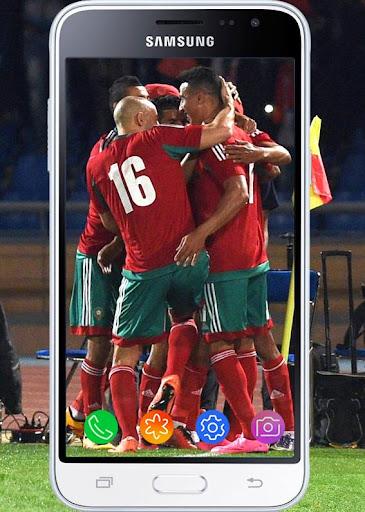 Team of Morocco - Wallpaper ss2