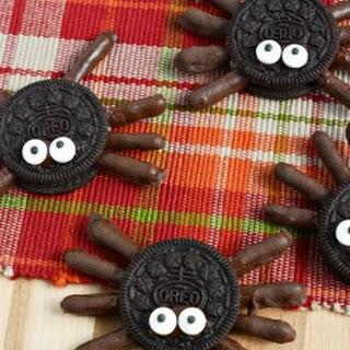 Spooky Spider OREOS