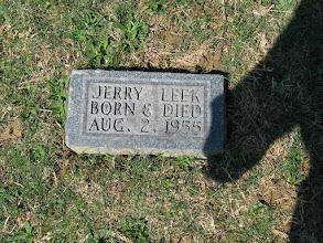 Photo: Leek, Jerry