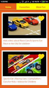 car videos for kids screenshot thumbnail
