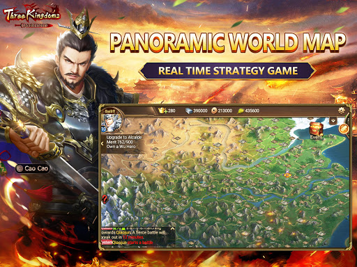 Three Kingdoms: Overlord apkdebit screenshots 7