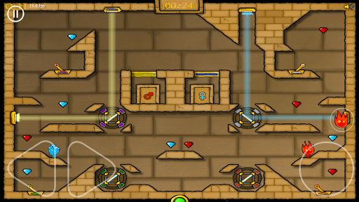 Water girl and Fire boy: Light Temple Adventure 1.0.1 {cheat|hack|gameplay|apk mod|resources generator} 2