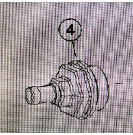 Tillbehör termostat Evinrude
