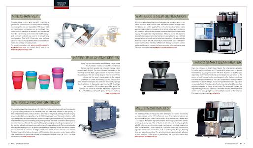 Global Coffee Report Magazine screenshot 4