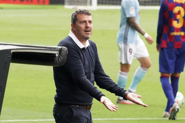 OFFICIEL: Le Celta Vigo se sépare de son entraîneur