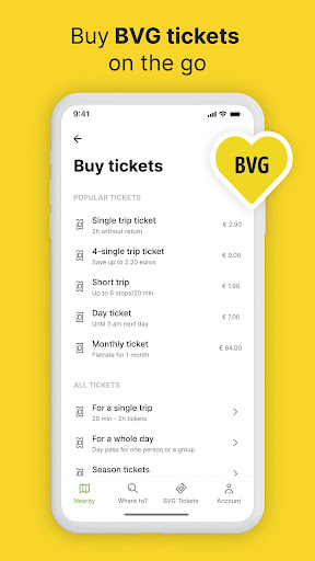 BVG Jelbi screenshot 5