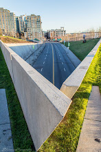 Photo: Elliot's Arrow @ Olympic Sculpture Park, Seattle, WA