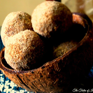 Rice Jaggery Balls