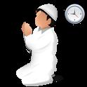 Waktu Adzan & Kiblat icon