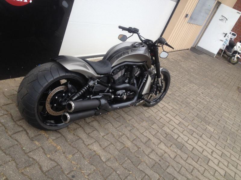 "Harley Davidson V Rod ""300"" Steve Rock"