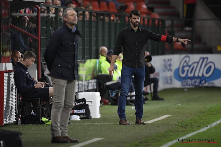 """Lommel-trainer Gíslason niet enkel over het resultaat verheugd: """"Het is iets nieuw voor ons"""""""