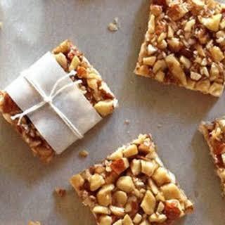 Honey Nut Bars.
