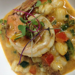 Mexican Shrimp and Grits Recipe