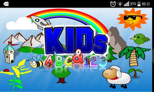 ABC Letter Phonics for kids