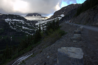 Photo: Going-to-the-Sun road, Glacier National Park