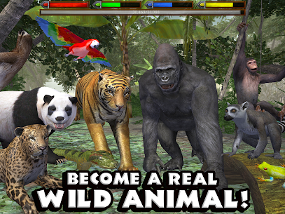 Ultimate Jungle Simulator [Mod] 6