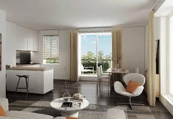 Appartement 4 pièces 71,67 m2