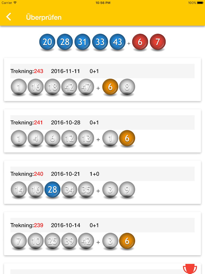 Germany Lotto Results
