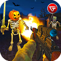 Halloween Night Party: FPS Game icon