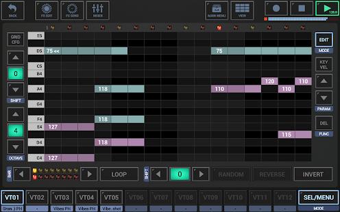 G-Stomper Studio Screenshot