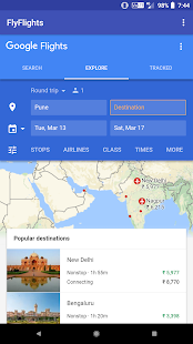 FlyFlights - Google Flights