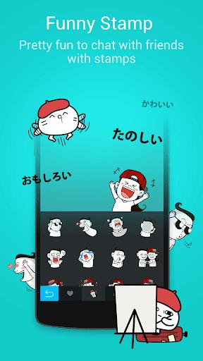 DU Emoji Keyboard(Simeji) screenshot 3