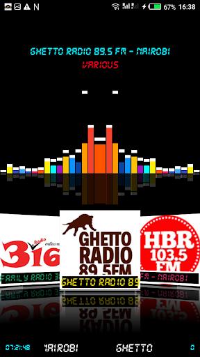 Kenya FM Radio Stations & Newspapers eVe-05 screenshots 2