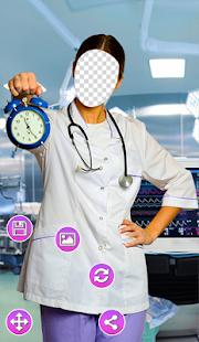 Cute Doctor Photo Frames - náhled