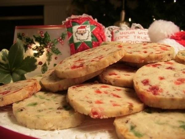 Santa's Whiskers Cookies Recipe