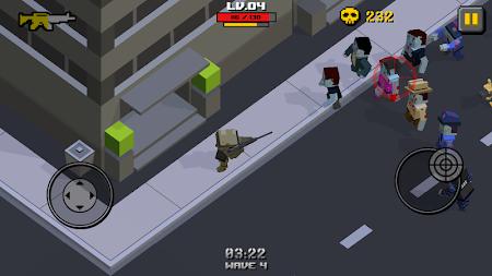 Cube Zombie War 1.2.2 screenshot 522660