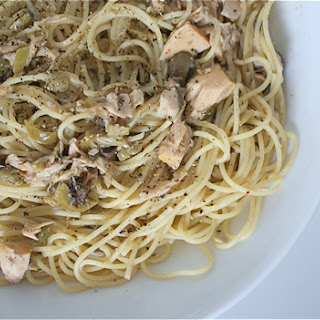 Fresh Tuna With Pasta Recipes