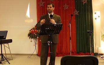 Photo: 2010. december 12-én Óvári Róbert volt vendégünk