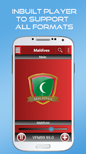 A2Z Maldives FM Radio- screenshot thumbnail