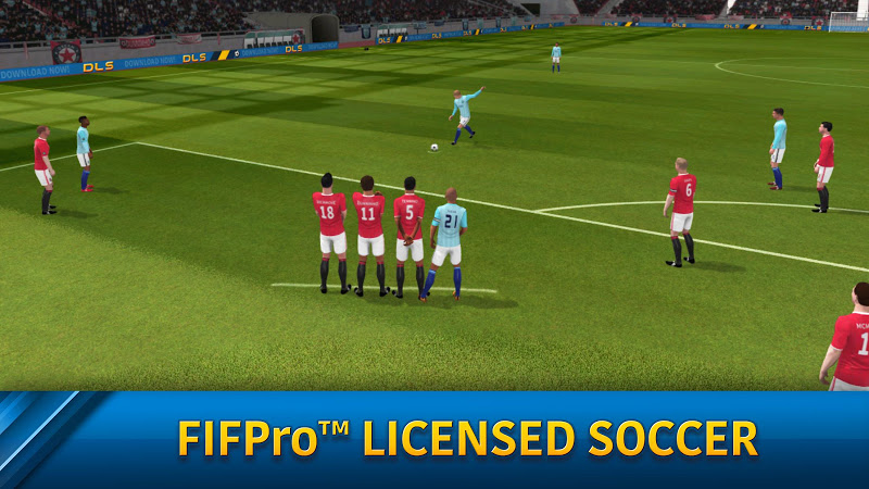 Dream League Soccer 2019 Screenshot 10