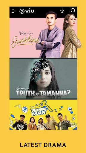 Viu - Korean Dramas, TV Shows, Movies & more 1.0.75 screenshots 1