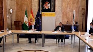La comisión provincial del PFEA.