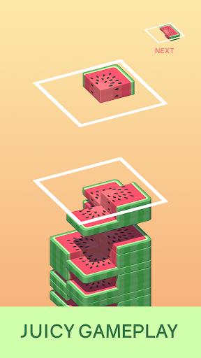 Juicy Stack - 3D Tile Puzzlе  screenshots 1