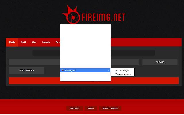 FireImg Uploader for Google Chrome™